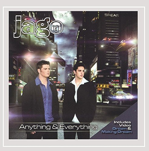 Jago Anything & Everywhere Enhanced CD