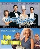 Betsy's Wedding Holy Matrimony Double Feature Blu Ray R
