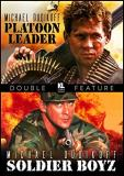 Platoon Leader Solider Boyz Double Feature DVD R