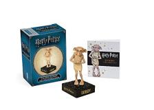 Running Press Harry Potter Talking Dobby And Collectible Book