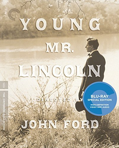 Young Mr. Lincoln Fonda Ford Blu Ray Criterion