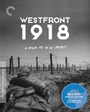 Westfront 1918 Westfront 1918 Blu Ray Criterion