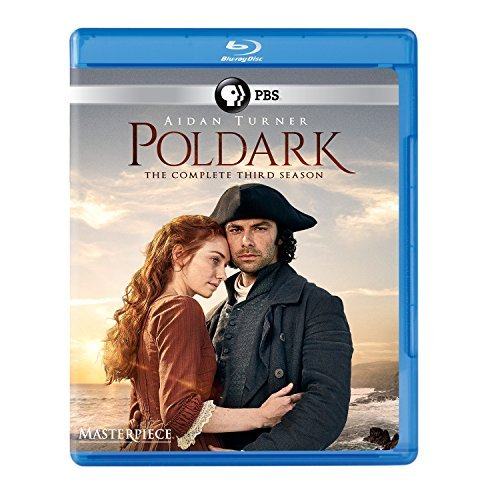 Poldark Season 3 Blu Ray