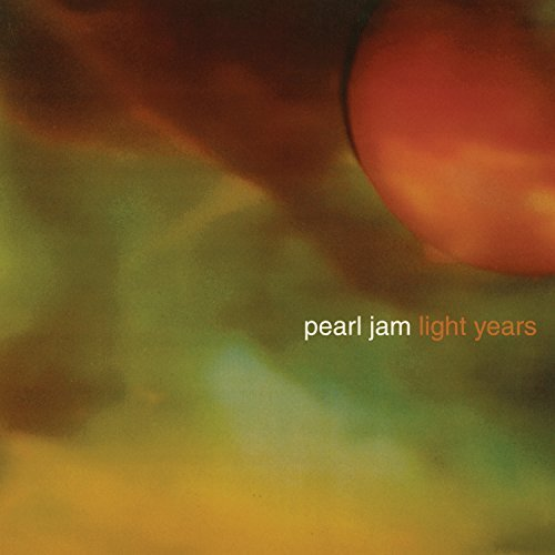 Pearl Jam Light Years Soon Forget (yellow Vinyl)