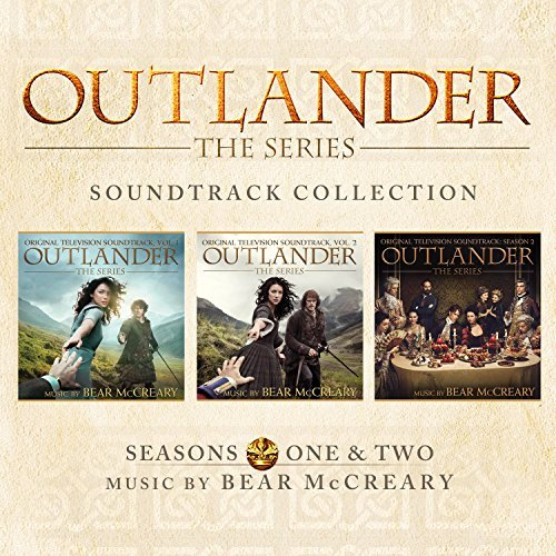 Outlander Seasons One & Two Soundtrack Collection Soundtrack Music By Bear Mccreary