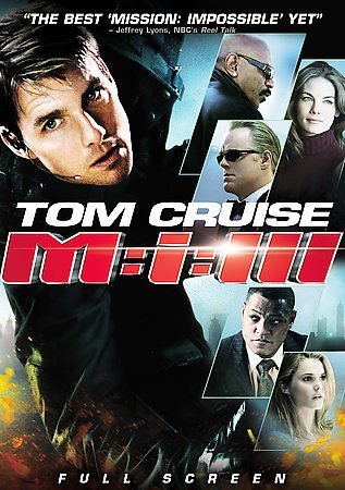 Mission Impossible 3 Cruise Rhames Fishburne