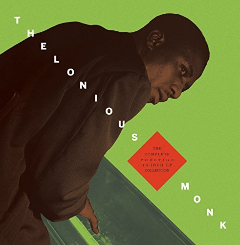 "Thelonious Monk Complete Prestige 10'' Collection 5 10"" Box Set"