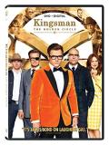 Kingsman Golden Circle Egerton Firth Moore DVD Dc R