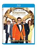 Kingsman Golden Circle Egerton Firth Moore Blu Ray DVD Dc R