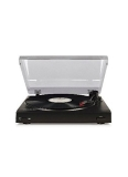 Turntable Crosley T200a Bk 2 Speed Component Turnable Blac