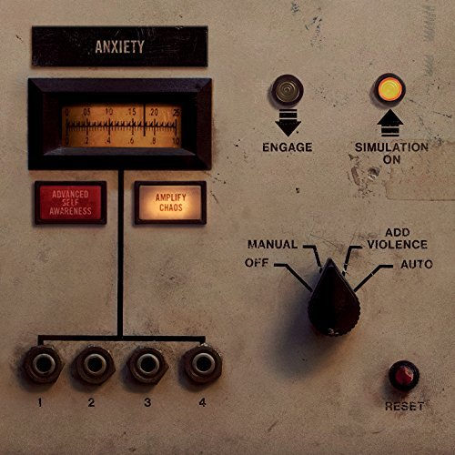 Nine Inch Nails Add Violence (lp)