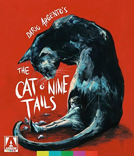 The Cat O' Nine Tails Franciscus Malden Blu Ray DVD Nr