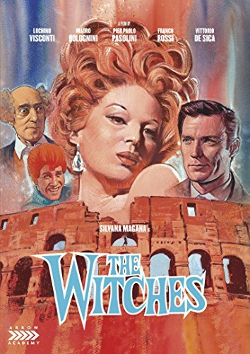 Witches Witches DVD Nr