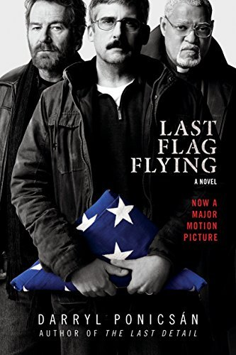 Darryl Ponsican Last Flag Flying