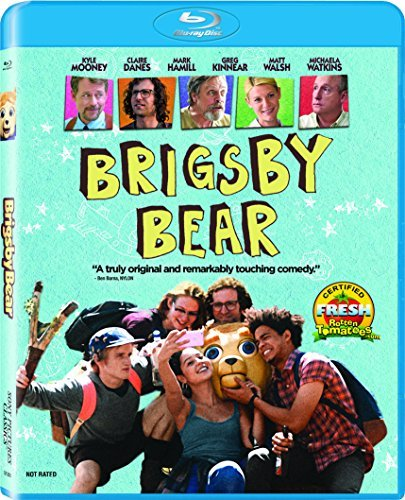 Brigsby Bear Mooney Hamill Kinnear Blu Ray Pg13