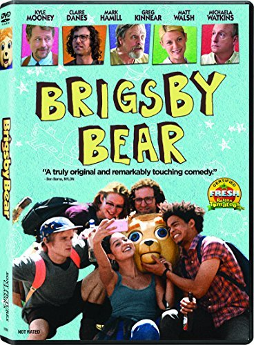 Brigsby Bear Mooney Hamill Kinnear DVD Pg13