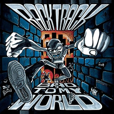 Backtrack Bad To My World (cd)