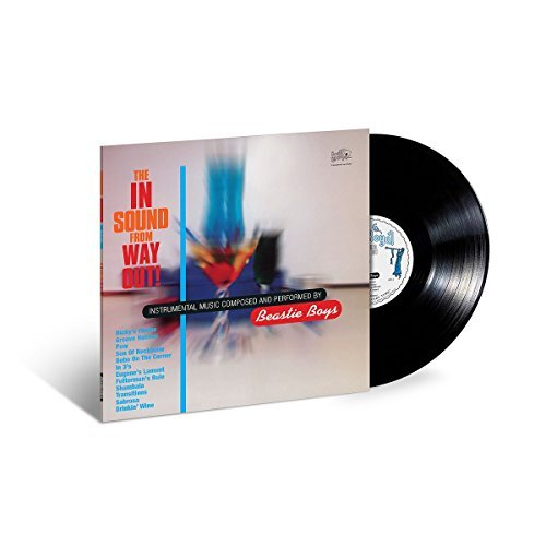 Beastie Boys In Sound From Way Out 1lp