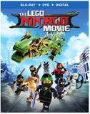 Lego Ninjago Movie Lego Ninjago Movie Blu Ray DVD Dc Pg