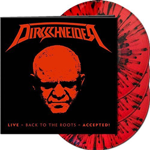 Dirkschneider Live Back To The Roots Acc