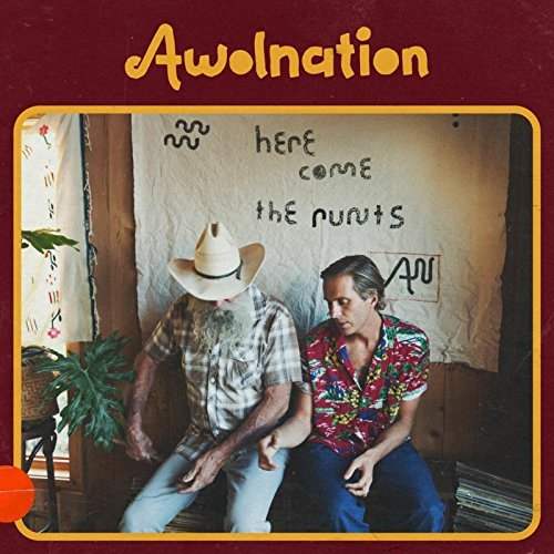 Awolnation Here Come The Runts Black Vinyl