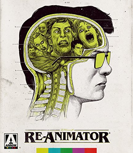 Re Animator Combs Abbott Blu Ray Nr
