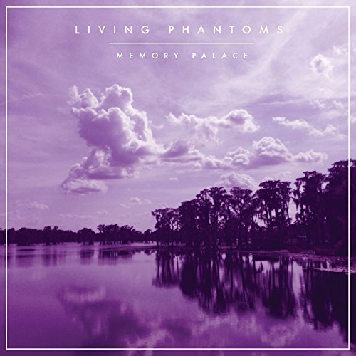 Living Phantoms Memory Palace (deep Purple Vinyl) Ltd To 300
