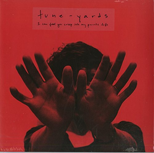 Tune Yards I Can Feel You Creep Into My Private Life (indie Exclusive) Clear Vinyl W. Alternate Cover