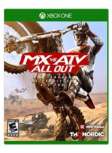 Xbox One Mx Vs Atv All Out