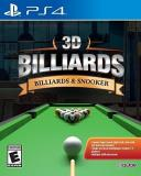 Ps4 3d Billiards Billiards And Snooker