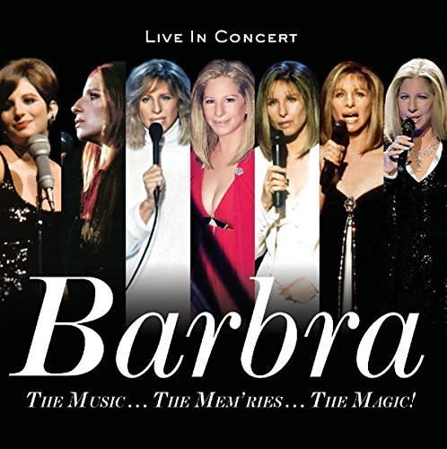 Barbra Streisand The Music…the Mem'ries…the Magic! 2cd