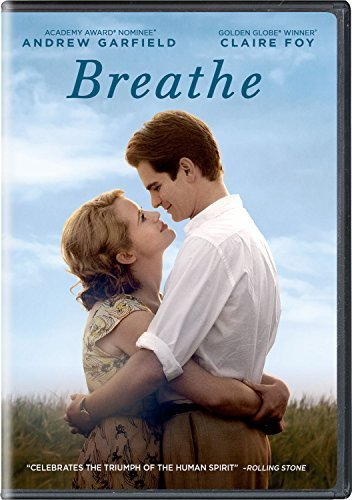 Breathe Garfield Foy Bonneville DVD Pg13