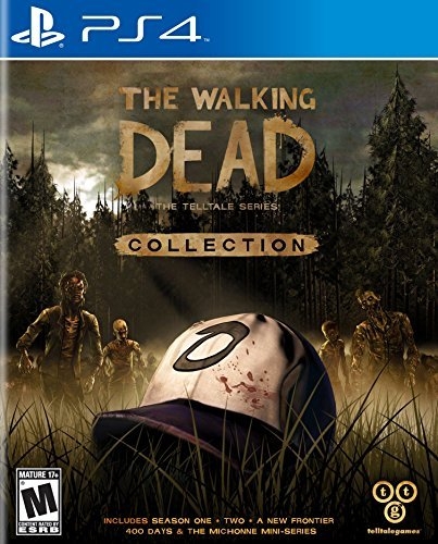 Ps4 Walking Dead Telltale Series Collection