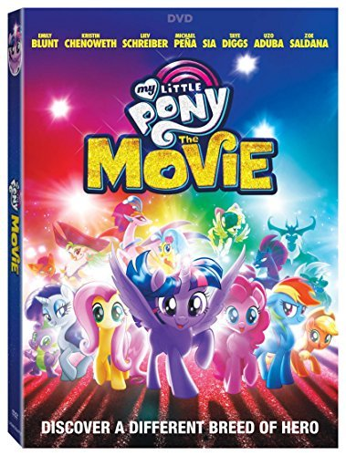 My Little Pony The Movie My Little Pony The Movie DVD Pg