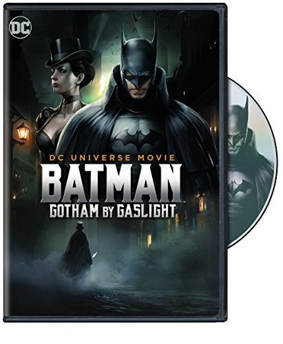 Batman Gotham By Gaslight Batman Gotham By Gaslight DVD Nr