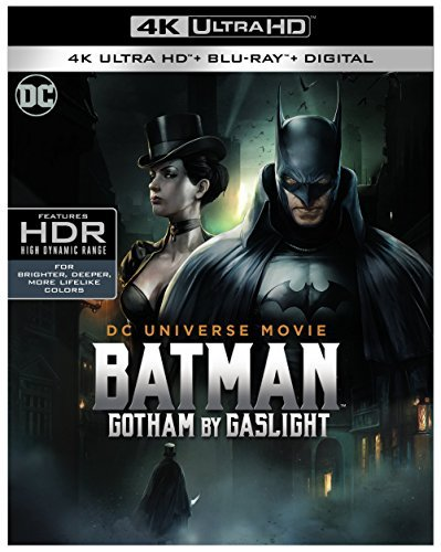 Batman Gotham By Gaslight Batman Gotham By Gaslight 4k Nr