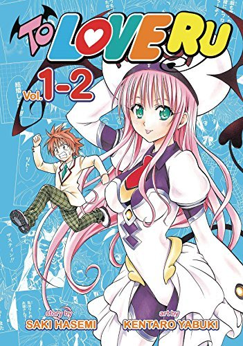 Saki Hasemi To Love Ru Vol. 1 2