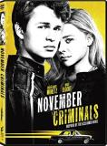 November Criminals Moretz Elgort DVD Pg13