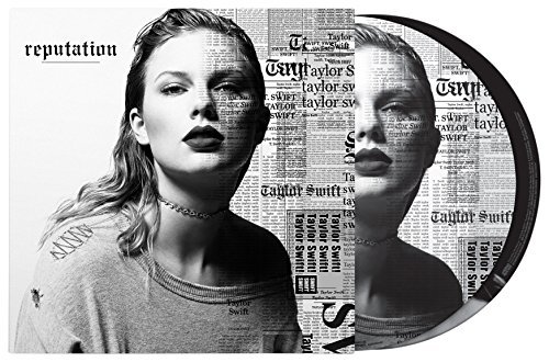 Taylor Swift Reputation 2 Lp Picture Disc
