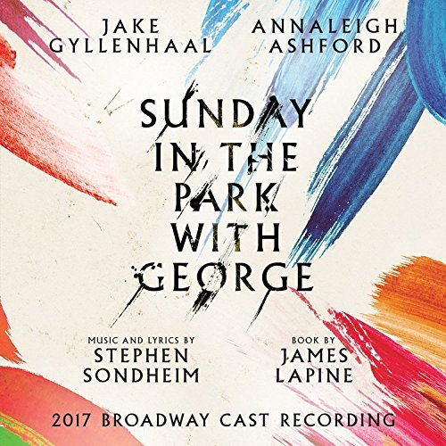 Sunday In The Park With George 2017 Broadway Cast Recording 2cd