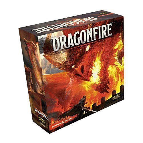 Dungeons & Dragons Dragonfire Core Set Deck Building Game