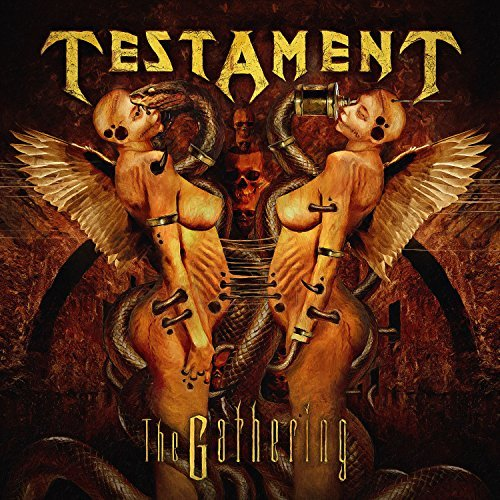Testament The Gathering (yellow Vinyl) Remastered 140g Ltd To 1000 Copies