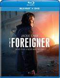 Foreigner Chan Leung Jones Blu Ray DVD R