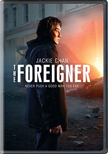 Foreigner Chan Leung Jones DVD R