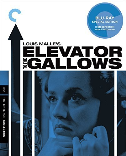 Elevator To The Gallows Elevator To The Gallows Blu Ray Criterion
