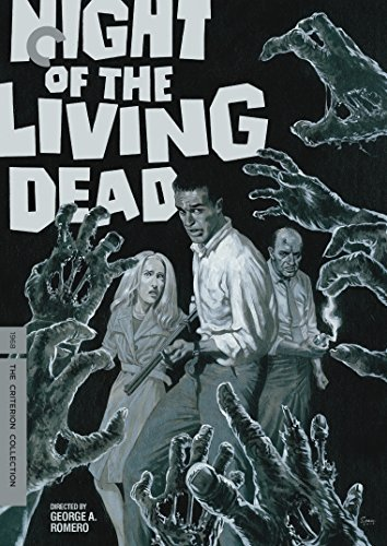 Night Of The Living Dead Jones Romero DVD Criterion