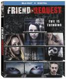 Friend Request Debman Carey Moseley Blu Ray Dc R