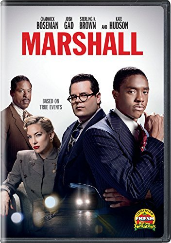 Marshall Boseman Gad Brown DVD Pg13