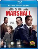 Marshall Boseman Gad Brown Blu Ray DVD Dc Pg13