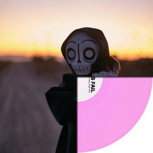 Senses Fail If There Is Light It Will Find You (baby Pink Vinyl) Ltd To 500 Copies